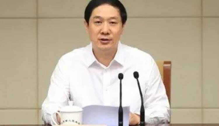 江苏省委常委、政法委书记王立科