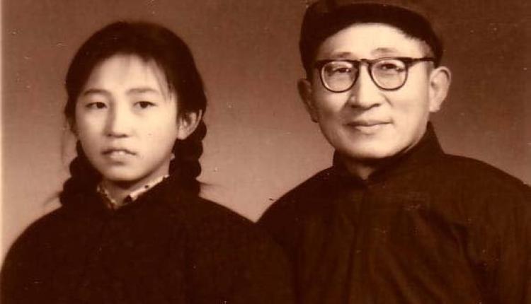 巫宁坤父女