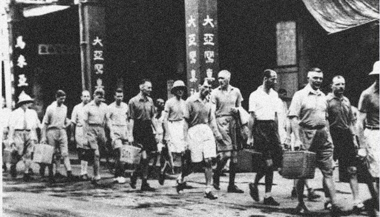 第二次世界大战的香港