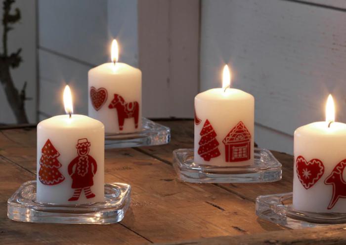VINTER 2020 圣诞蜡烛