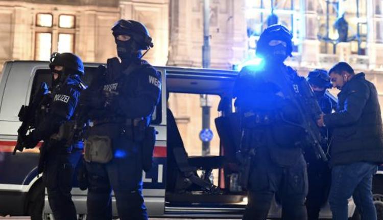 奥地利维也纳首都遭到恐攻