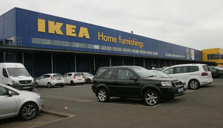 IKEA, Buy Back, 格拉斯哥