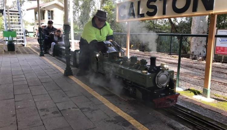 Galston Valley Railway