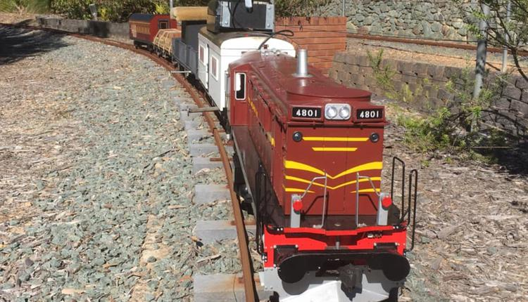 Nurragingy Minature Railway