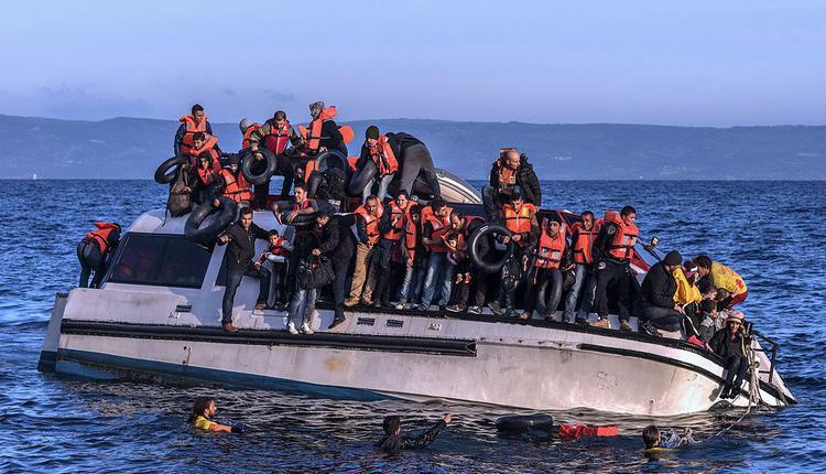 英国, 移民, 英吉利海峡