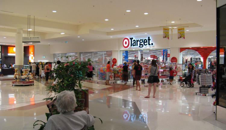 澳洲Target商店