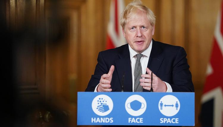 英国, 封锁, 首相