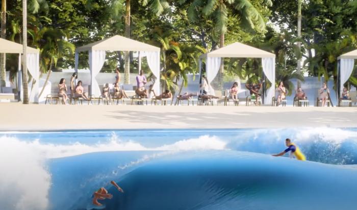 超大型SurfnPlay水上公园