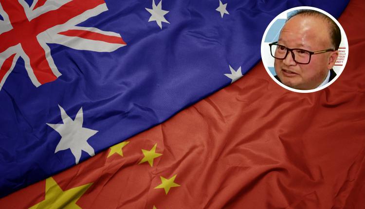 华裔杨怡生被指控违反《反外国干预法》