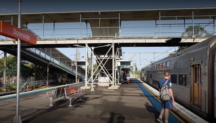 悉尼Doonside火车站