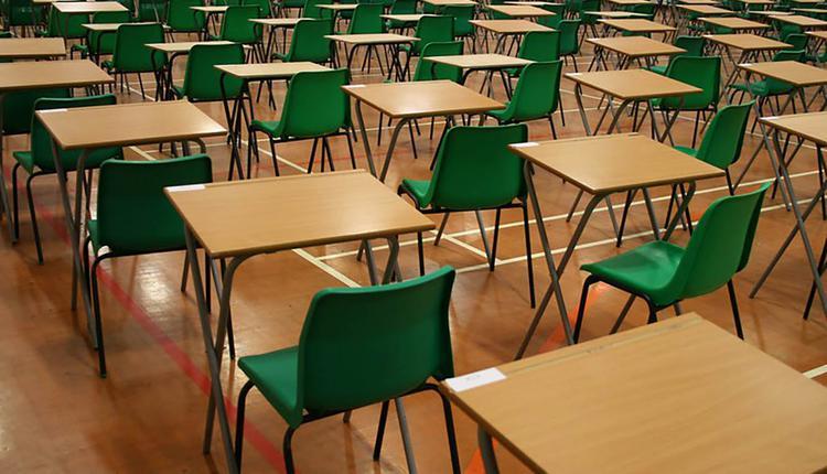 英国, GCSE, 考试, 基准测试