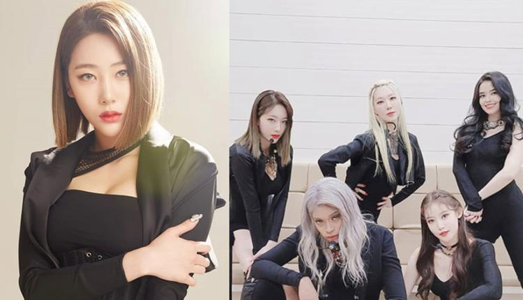 韩国女团BLACKSWAN