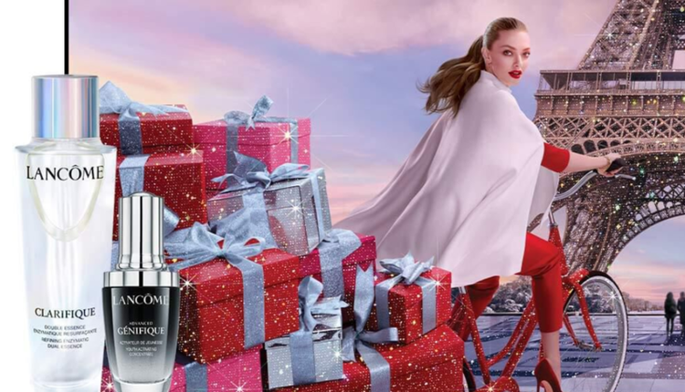 圣诞礼盒不知道去哪买?DIOR、M.A.C限定款简直美哭了…