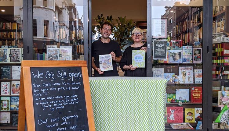 Potts Point Bookshop (图片来源:脸书主页)