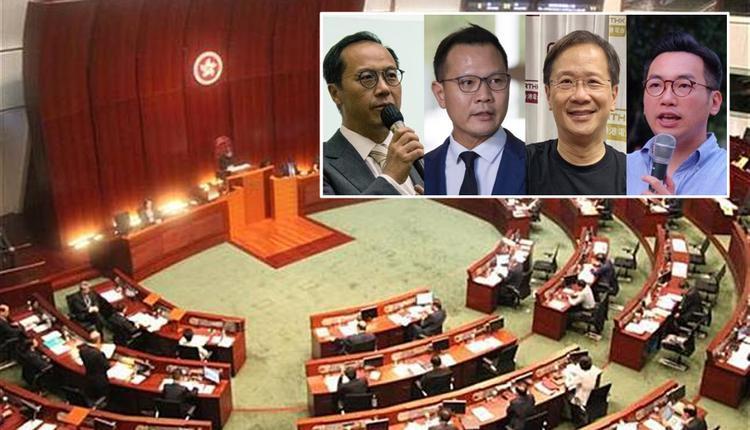 香港泛民派议员恐遭DQ