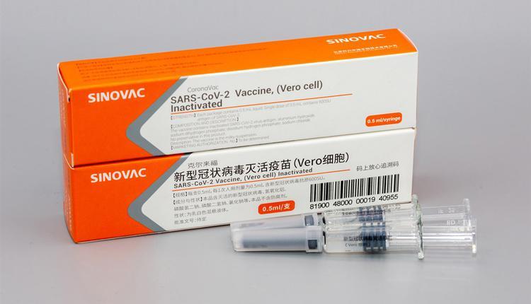 中国科兴生物研发的COVID-19肺炎疫苗