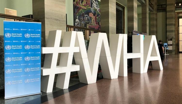 世界卫生大会(WHA)。 (图片来源:中央社)