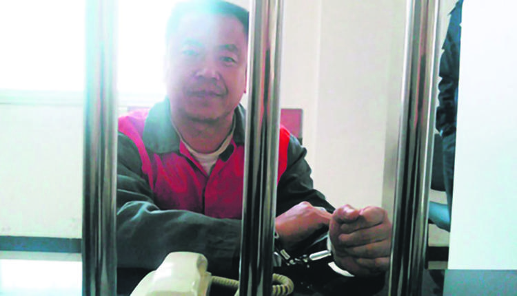 北京市维权人士张宝成