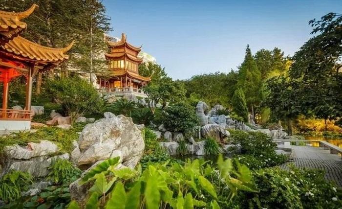 中国版园林