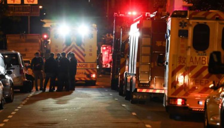 香港油麻地广东道一家餐厅发生火灾7死11伤