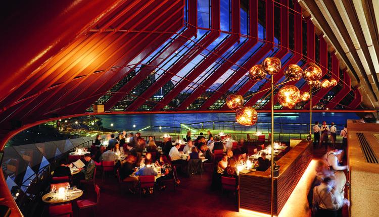 悉尼的Bennelong餐厅