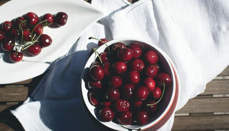 樱桃 (图片来源:Piqsels)