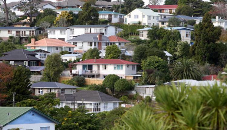 新西兰房地产