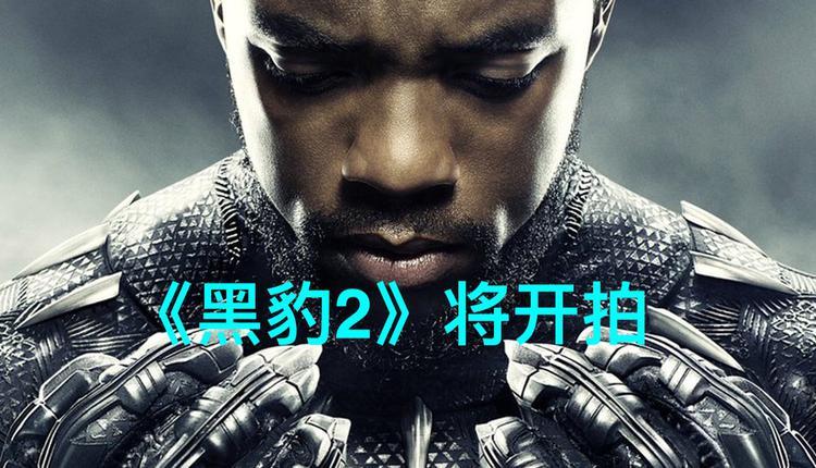 《黑豹2》将开拍