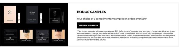 【Giorgio Armani】阿玛尼最新送正装唇釉及7件套礼包活动