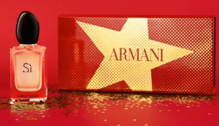阿玛尼最新促销活动