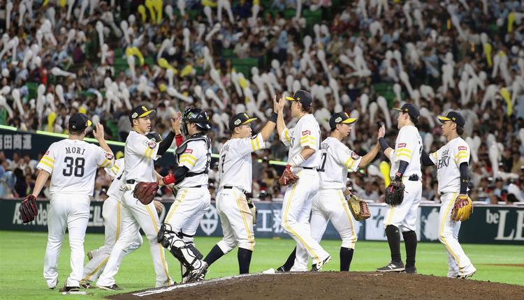 [日本大赛] 软银打击开轰大败巨人 总冠军赛2连胜