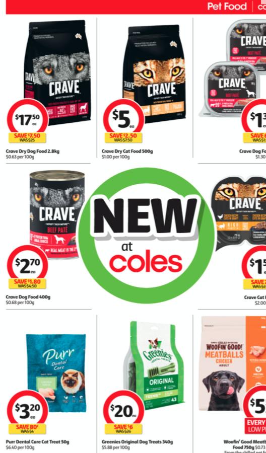Coles 11月25日至12月1日优惠全目录