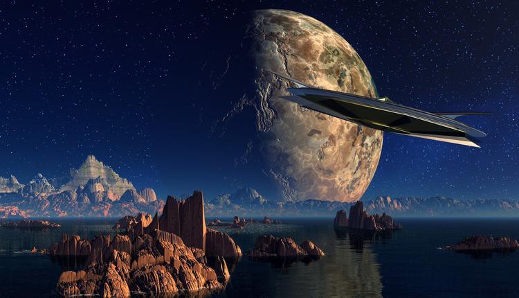 外星生命早已定居地球?