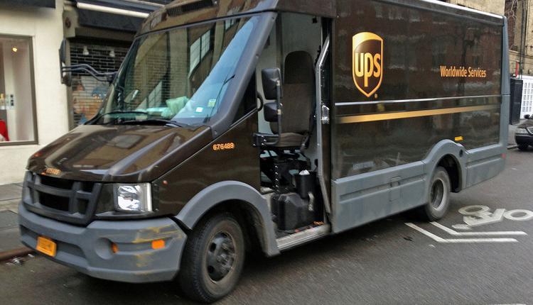 国际包裹快递运输巨擘优UPS