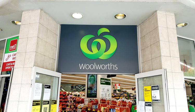 Woolworths门店