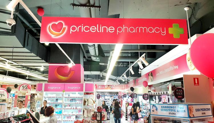 Priceline 门店