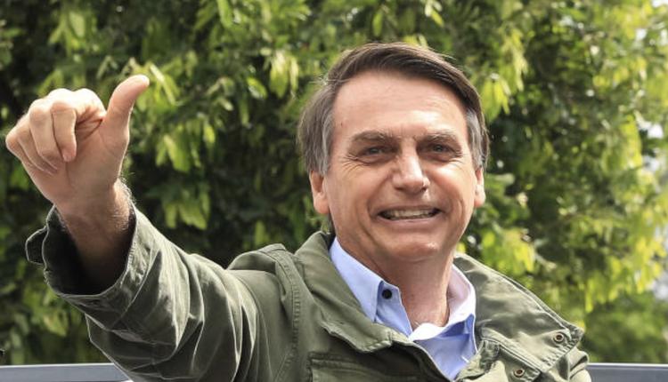 巴西总统波索纳洛(Jair Bolsonaro)(图片来源:Buda Mendes/Getty Images)