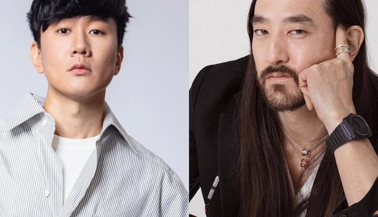 林俊杰&Steve Aoki