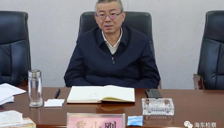 青海省检察院原副检察长贾小刚