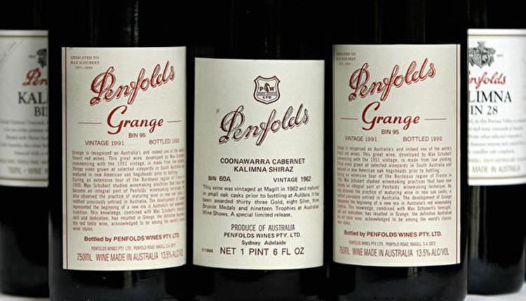 澳洲葡萄酒奔富 Penfolds