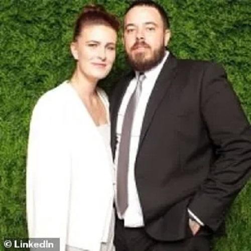 Damien Steven Butler和妻子Dannielle