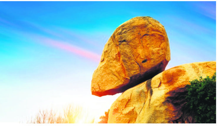 福建最神奇巨石