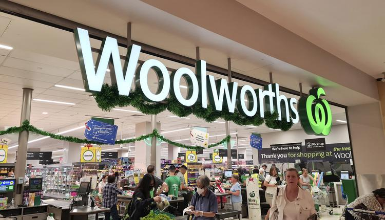 Woolworths门店