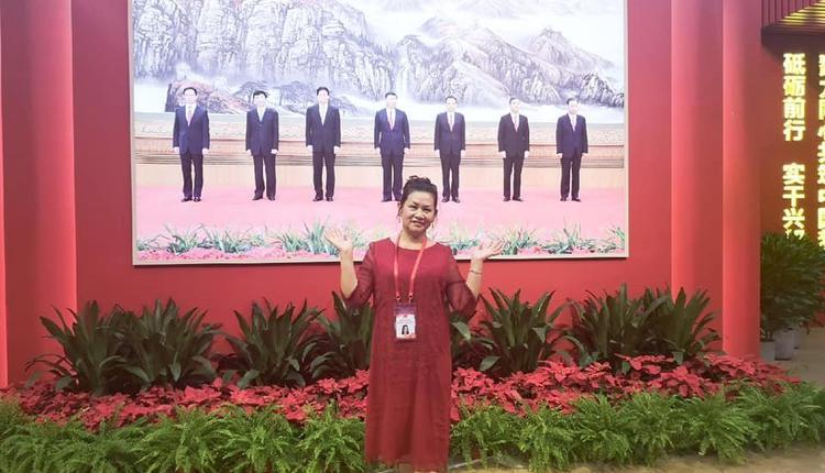 中华妇女联合会理事长何建华