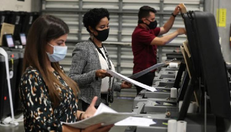 多米尼点票系统卷入选举舞弊案