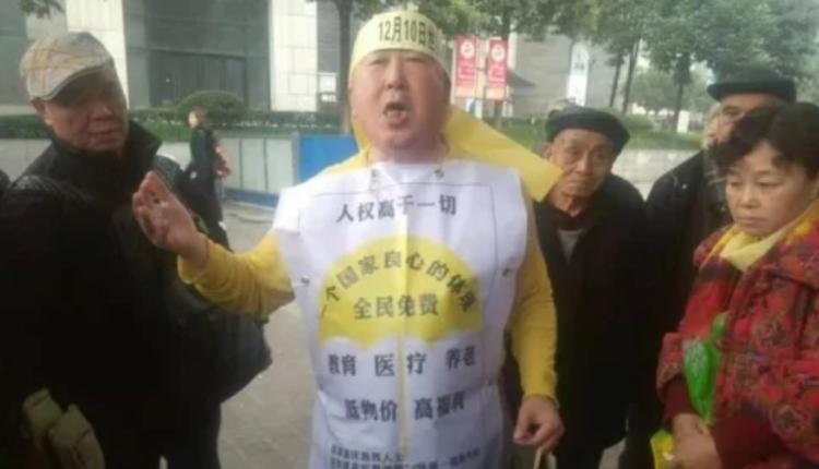 重庆民间演说家韩良