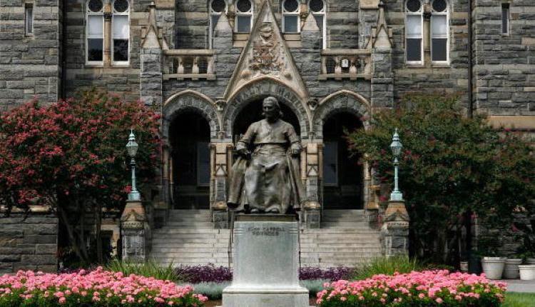 乔治城大学Georgetown