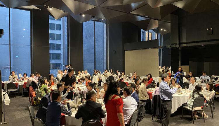 台湾商会圣诞晚宴