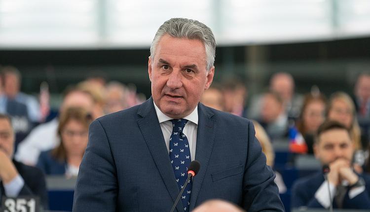 歐中友好小組, 扎拉迪爾, 歐盟議員, 歐盟