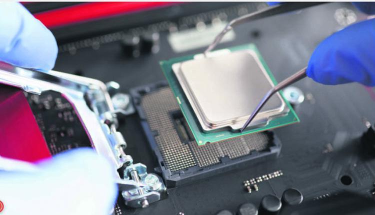 中国晶片业再次爆雷 海芯集成厂停工